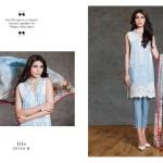 Eid Ul Azha Kurti Tights By Sapphire 2015-16
