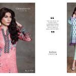 Eid Ul Azha Kurti Tights By Sapphire 2015-16 11