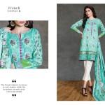 Eid Ul Azha Kurti Tights By Sapphire 2015-16 14