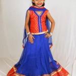 lehnga dress for children