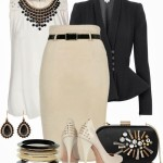 Fall Formal Outfits Polyvore Combos For Business Women 2015-16 10