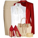 Fall Formal Outfits Polyvore Combos For Business Women 2015-16 11