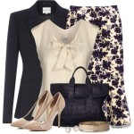 Fall Formal Outfits Polyvore Combos For Business Women 2015-16 12