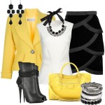 Fall Formal Outfits Polyvore Combos For Business Women 2015-16 13