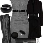 winter business dresses
