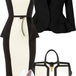 Fall Formal Outfits Polyvore Combos For Business Women 2015-16 2