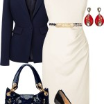 Fall Formal Outfits Polyvore Combos For Business Women 2015-16 3
