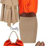 Fall Formal Outfits Polyvore Combos For Business Women 2015-16 4