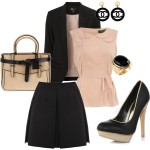 Fall Formal Outfits Polyvore Combos For Business Women 2015-16 8