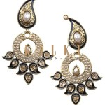 Indian Earrings Jewelry By Kalki Fashion 2015-16 3