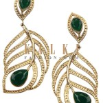 Indian Earrings Jewelry By Kalki Fashion 2015-16 5