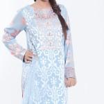 Swiss Embroidered Eid Wear By Cross Stitch 2015-16 5