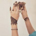 Beautiful Hand Mehndi Designs For Every Event 6
