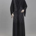 Pakistani black abaya