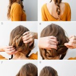 Daily Routine Hair Tutorials For Every Girl 5