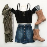 Fall Casual Polyvore Combos To Look For 2015-16 9