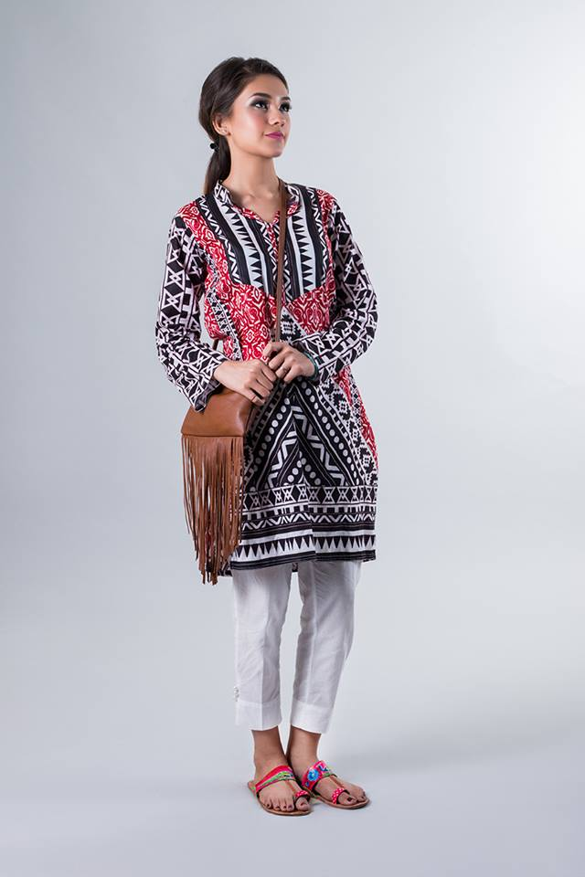 traditional colors on kameez