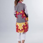 Floral Embroidered Kameez Designs By Zari Faisal 2015-16