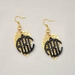 Monogram Earring Jewellery Ideas For Women 3