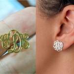 name on earring