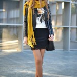Mustard Trend In Clothing This Fall Season