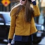 Mustard Trend In Clothing This Fall Season 2