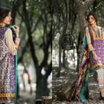 Printed Cambric Shirts By Al Zohaib Textiles 2015-16 10
