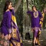 Printed Cambric Shirts By Al Zohaib Textiles 2015-16 12
