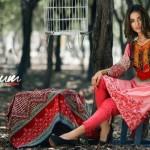Printed Cambric Shirts By Al Zohaib Textiles 2015-16 14