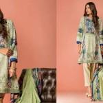 Printed Cambric Shirts By Al Zohaib Textiles 2015-16 3