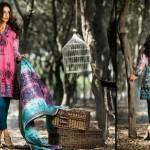 Printed Cambric Shirts By Al Zohaib Textiles 2015-16 4