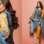 Printed Cambric Shirts By Al Zohaib Textiles 2015-16 6