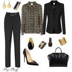 Professional Fall Polyvore Combos To Wear In Office 10
