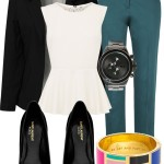Professional Fall Polyvore Combos To Wear In Office 2