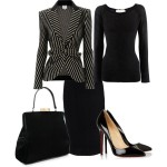 Professional Fall Polyvore Combos To Wear In Office 7