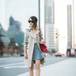 Trench Coat Trend This Fall Season For Women 10