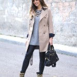 Trench Coat Trend This Fall Season For Women 11