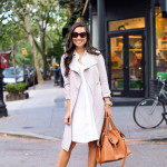 Trench Coat Trend This Fall Season For Women 7