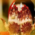 Winter Bridal Mehndi Ideas Fashion 2015-16