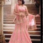 Winter Lehenga Choli Dress Designs By Natasha Couture 2015-16 4