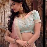 lehenga choli indian fashion