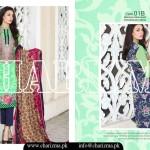 3 Piece Karandi Pashmina Collection By Charizma 2016 16
