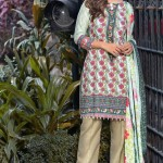 Embroidered Linen Subhata Collection By Shariq Textiles 2016 10