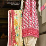 Embroidered Linen Subhata Collection By Shariq Textiles 2016 11