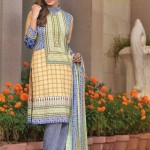 Embroidered Linen Subhata Collection By Shariq Textiles 2016 4