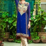 Formal Wear Zahra Ahmed Dresses For This Winter Wearing 2