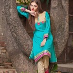 Formal Wear Zahra Ahmed Dresses For This Winter Wearing 3