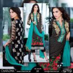 Luxury Chiffon Collection By Charizma 2015-16 2