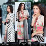 Luxury Chiffon Collection By Charizma 2015-16 3