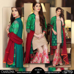 Luxury Chiffon Collection By Charizma 2015-16 8